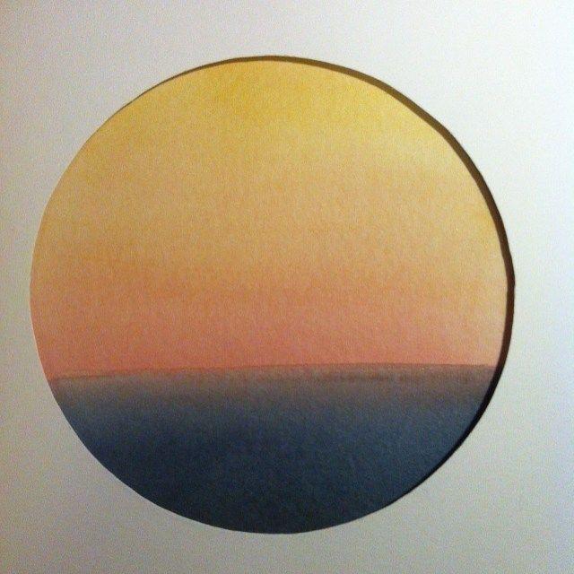 #art #akvarel #watercolor #circle