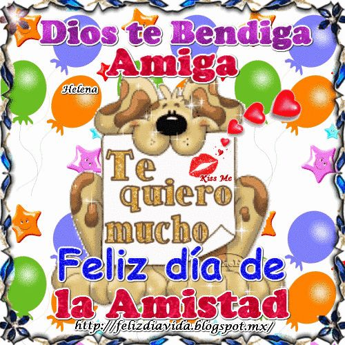 Feliz Día!!!