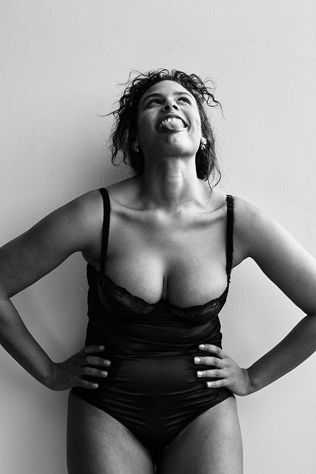 A modelo Marquita Pring...