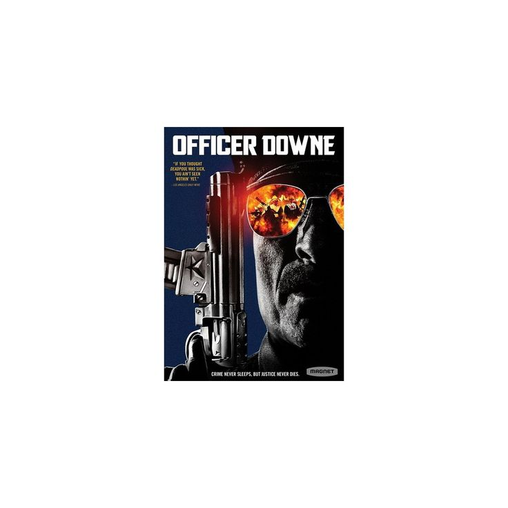 Officer Downe (Dvd), Movies