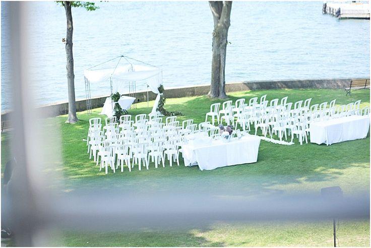 Photography: K Thompson Photography  Ceremony and Reception Venue: Royal Canadian Yacht Club, Toronto, Ontario