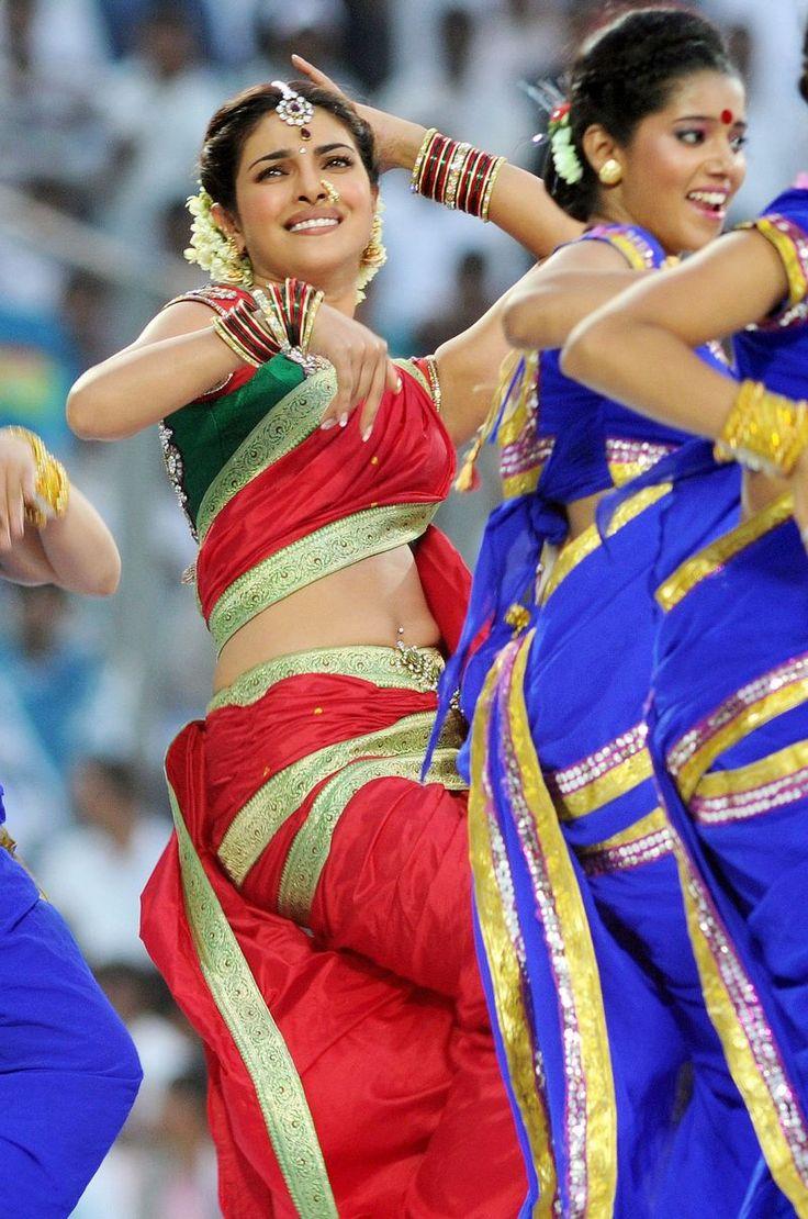 Priyanka Chopra at the ppening ceremony of the Subrata Roy Sahara Stadium in Pune in 2012. #Style #Bollywood #Fashion #Beauty