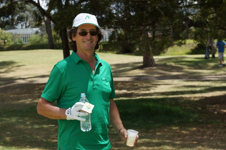 Golf Tournament. Sustainability is refreshing!