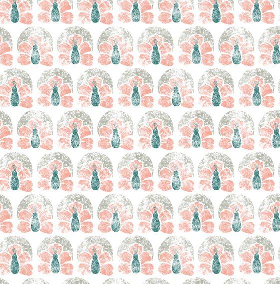 Floral pattern ● Coraline Paissard