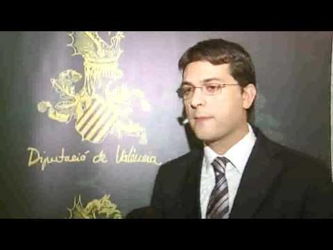 Reunión de Juan Ramón Adsuara con Alfonso Rus
