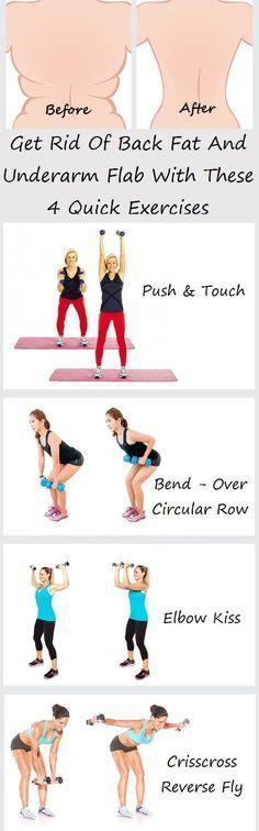 5 movimientos que te darán una espalda fuerte y hermosa #fitness