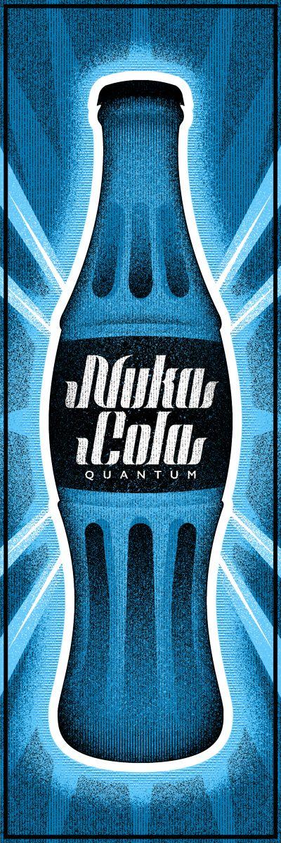 Nuka Cola Quantum by ron-guyatt.deviantart.com on @DeviantArt