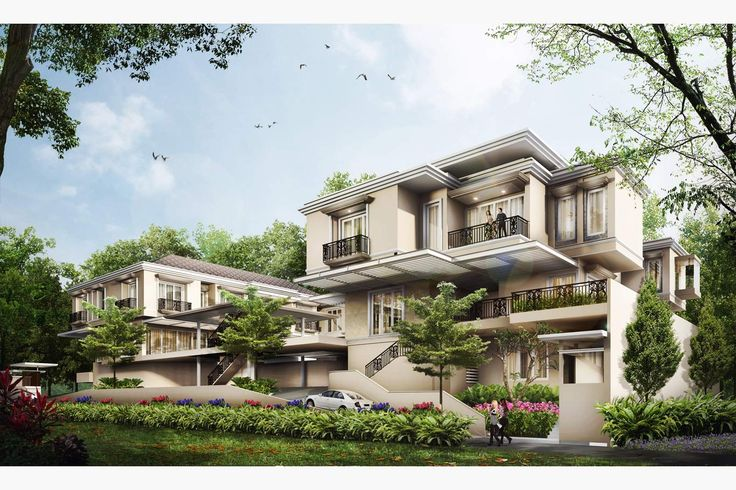 Private Residence – Green Ville – Jakarta