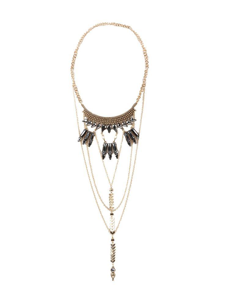 Bohemian Drizzle Necklace