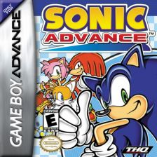 Play Sonic Advance (Nintendo Game Boy Advance) online | Game Oldies