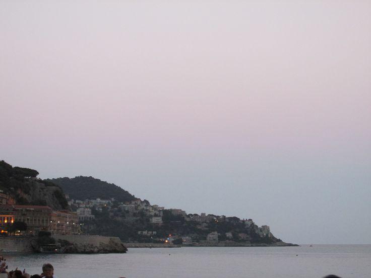 Plage de Nice in Nice, PACA