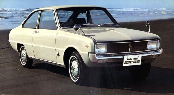 1968 Mazda Familia Rotary Coupe (M10A)