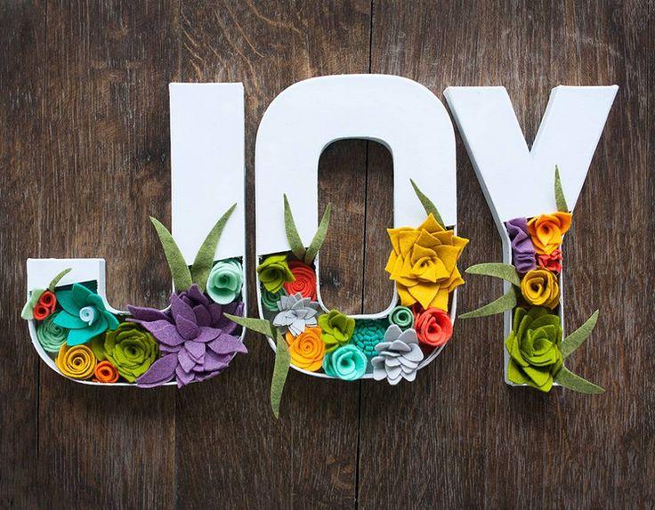Потрясающие и вдохновляющие цветы из фетра от Deidre Kindall - Ярмарка Мастеров - ручная работа, handmade