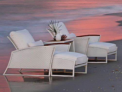 Frontgate Dolphin By Summer Classics Outdoor Furniture Collection | DECKED  OUT | Pinterest | Classic Outdoor Furniture, Summer And Furniture