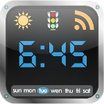 'Smart #Alarm #Clock Pro ++' Is Now a TOP 10 FREE #iPhone #UTILITY #APP!  --------------------------------------------------  ★ Smart Alarm Clock Pro is FREE today with AppGratis! ★    Smart Alarm Clock Pro turns your iPhone or iPad  into a beautiful digital clock and alarm clock. It even displays live local weather, traffic conditions, rss news and much more.