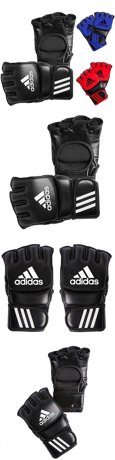 Gloves - Martial Arts 97042: Adidas Amateur Mma Fight Gloves -> BUY IT NOW ONLY: $59.95 on eBay!