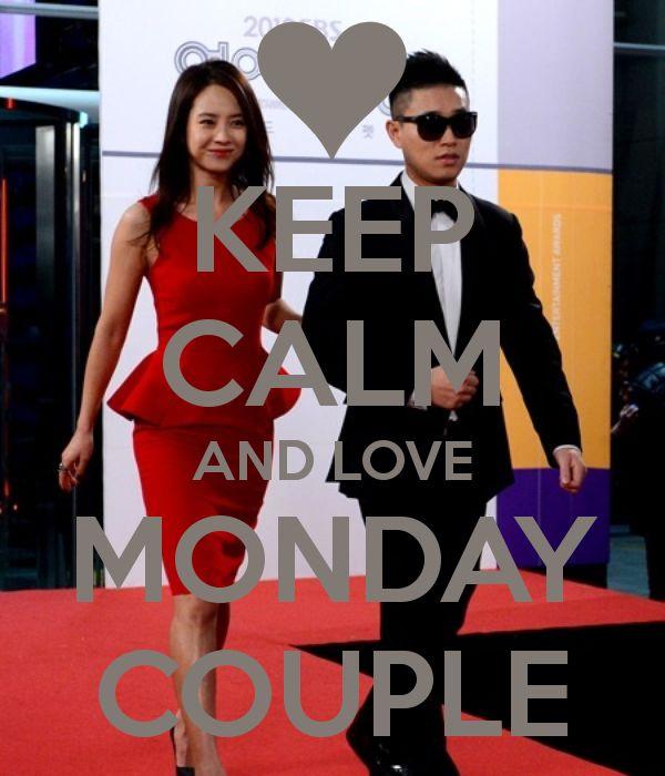 MONDAY COUPLE - I love you Ji Hyo & Gary!