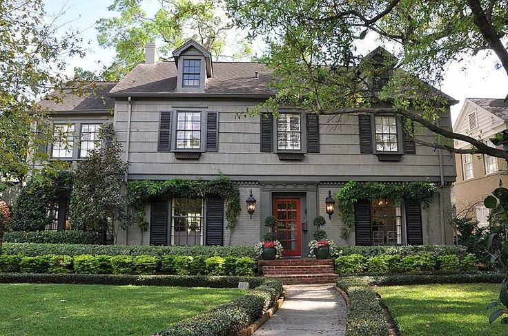 17 Best Ideas About Exterior Paint Combinations On