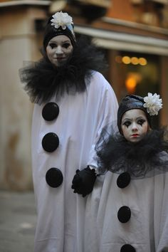 Pierette's at Carnival in Venice By Shin