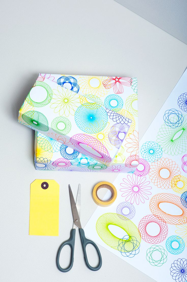 17 Best Ideas About Wrapping Paper Crafts On Pinterest