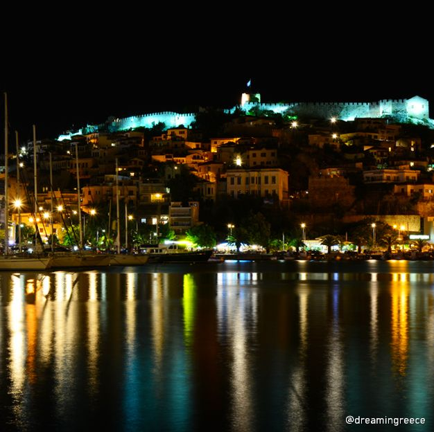The Castle of Kavala, Kavala Greece  Photo by D.Evangelopoulos @d_evangelopoulos for @dreamingreece and @GreekTravelGuide  Find the ideal destination for your holidays and explore the beauties of Greece.  Plan and book your holidays in Greece. http://www.dreamingreece.com/eastern-macedonia-thrace/kavala-0 -  #kavala #destination #greece #vacation