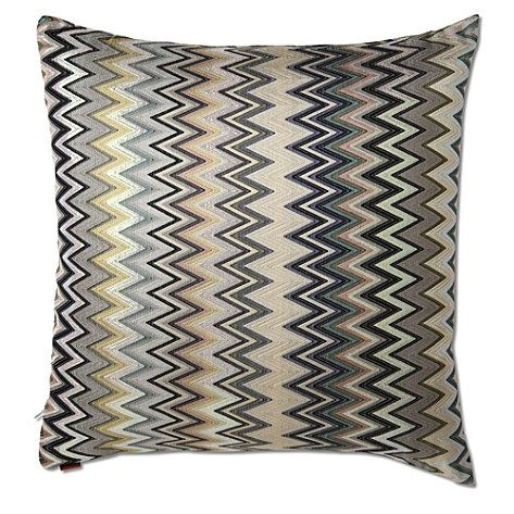 Missoni Pillow... 2 please