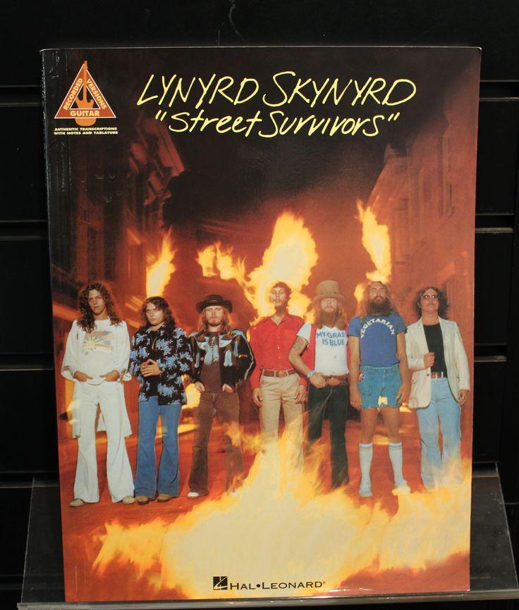 Lynyrd Skynyrd - Street Survivors Guitar Recorded Versions Songbook