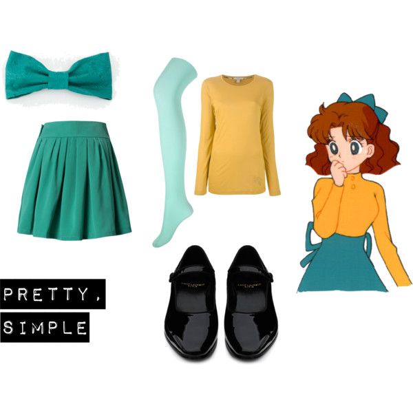 """Senshi Style: Naru Osaka"" by melodystarlight on Polyvore"