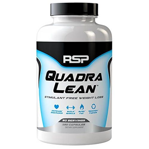 QuadraLean is a weight loss and metabolism enhancer.