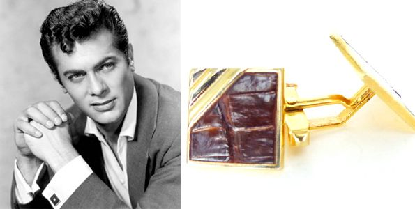 """""""Pick of the Litter"""" hand selected vintage cufflinks from classic designers as Swank, Hickok & Anson"""