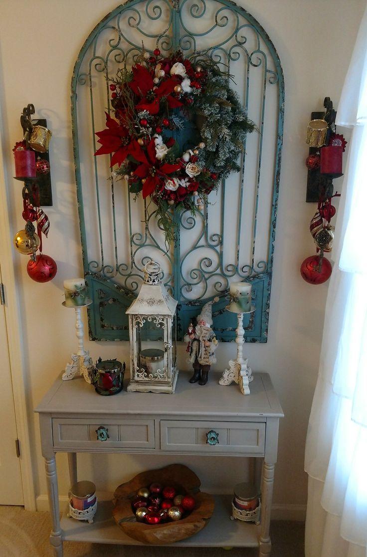 Pin de marissa ramirez en navidad pinterest sala de estar decoraci n navide a y decoraci n - Pinterest decoracion hogar ...