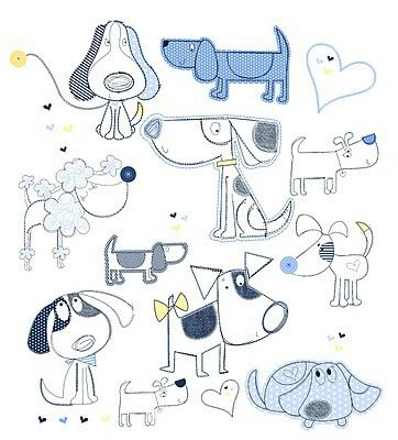Dog Illustration.