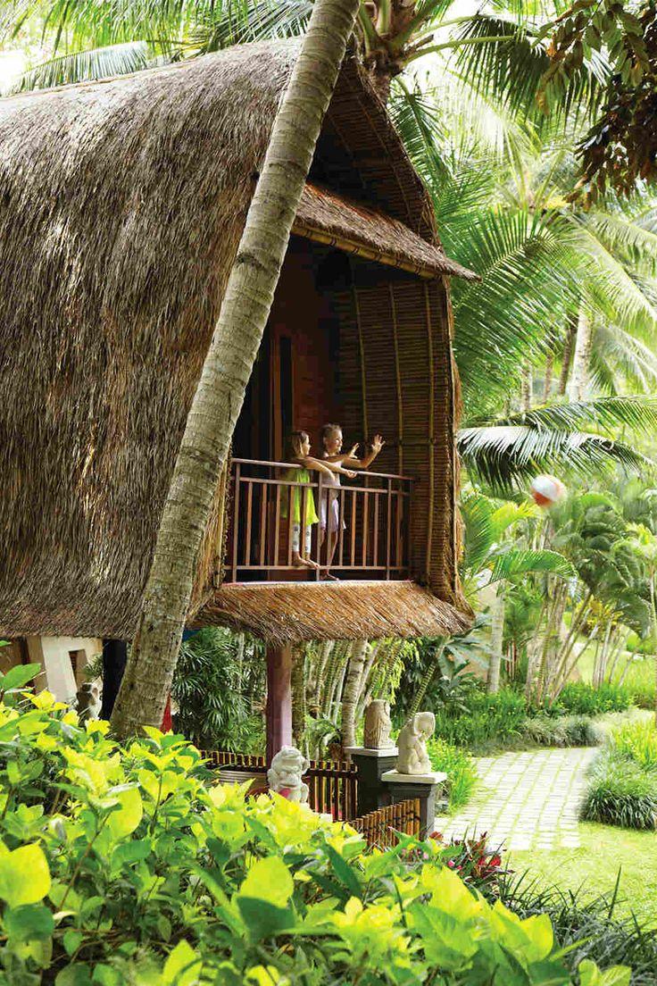 Отель Four Seasons Bali Sayan в Индонезии