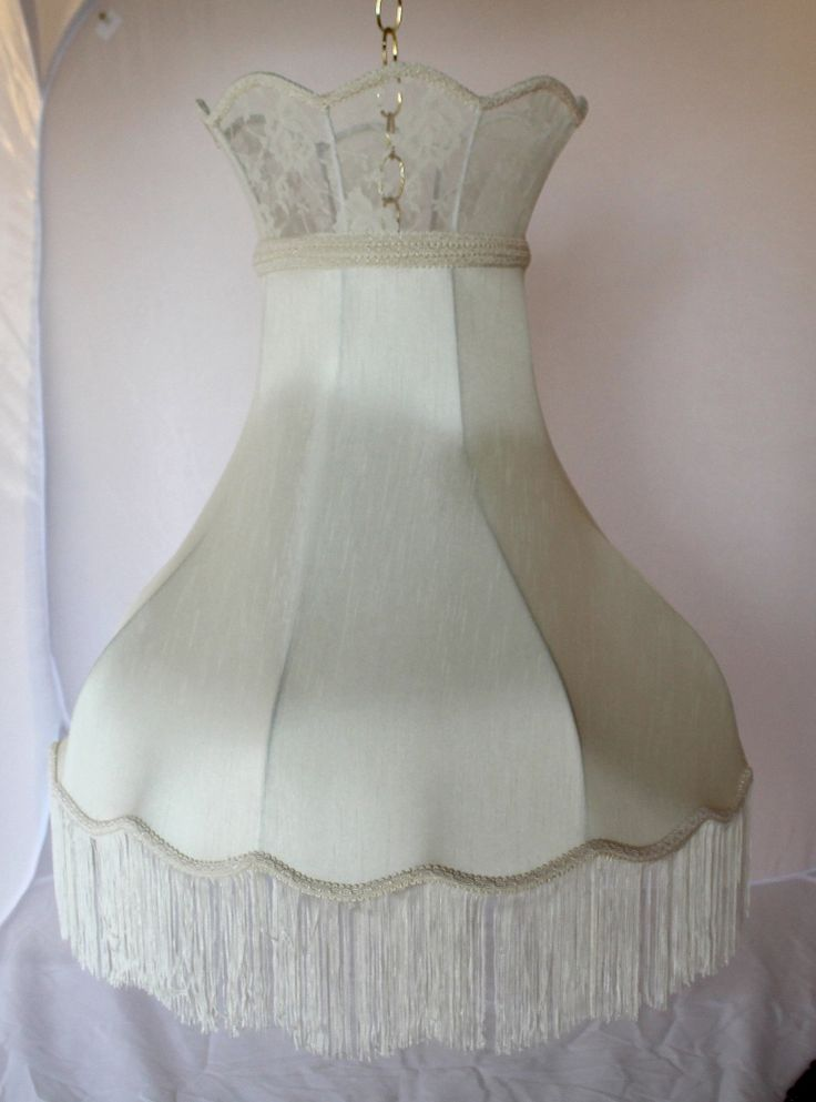 15 best victorian lamp shades images on pinterest victorian lamp victorian silk lamp shade capodimonte antique style lampshade with fringe lace for table floor aloadofball Gallery