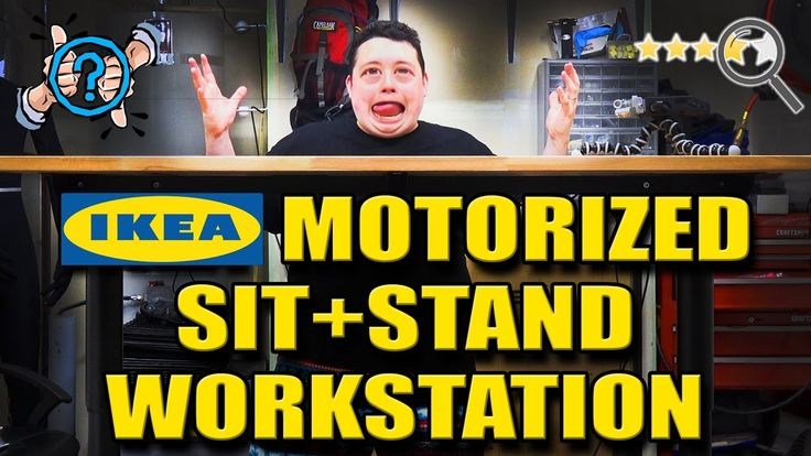 IKEA Motorized Sit Stand Desk Review. How Does it Compare?(===================) My Affiliate Link (===================) amazon http://amzn.to/2n6MagF (===================) bookdepository http://ift.tt/2ox2ryU (===================) cdkeys http://ift.tt/2oUpFex (===================) private internet access http://ift.tt/PIwHyx (===================) Win a FREE SeeMeCNC Rostock Max v3 Large Build Volume Delta 3D Printer @ https://www.youtube.com/watch?v=uhKKEU14k2c ------ We assemble & review…