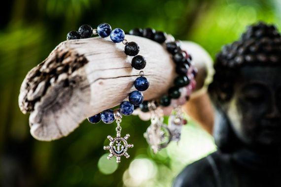 COMMUNICATION | Aromatherapy Gemstone Diffuser Bracelet