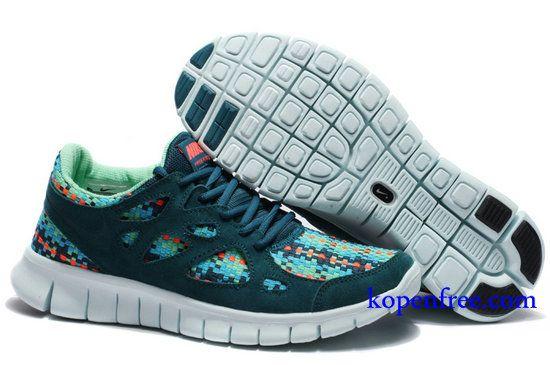 new concept 3cd30 906b4 ... discount kopen goedkoop schoenen heren nike free run 2  kleurflirtbinnenlogo groenzool wit nike free 3.0 v5