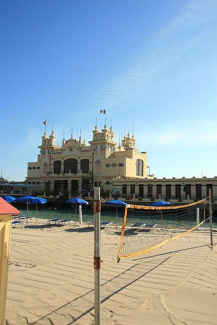 Mondello Beach - Palermo, Sicily, Italy. New Year's Eve celebration here 2002-2003 #palermo #sicilia #sicily