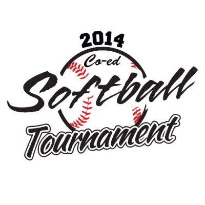 Softball Tournament Clip Art 09895 by Download Vector