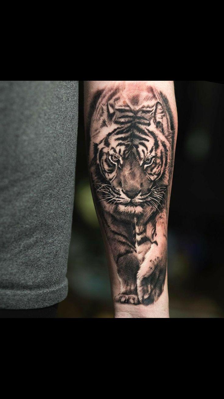 Tiger Tattoo #tattoosmen'ssleeves