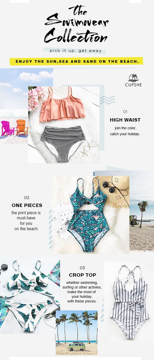 86b44f2cc2 Holiday Outfits Women · Live life on the beach with hottest swimwears~ The  best one in the whole world
