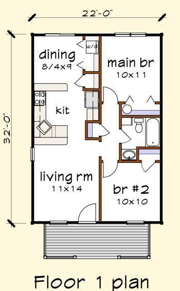 Floorplan Image for Plan 0701B