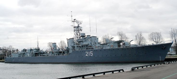 HMCS Haida. Honours and awards: Arctic 1943–1945 English Channel 1944 Normandy 1944 Biscay 1944