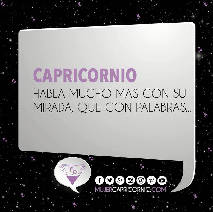 #Capricornio #mujer