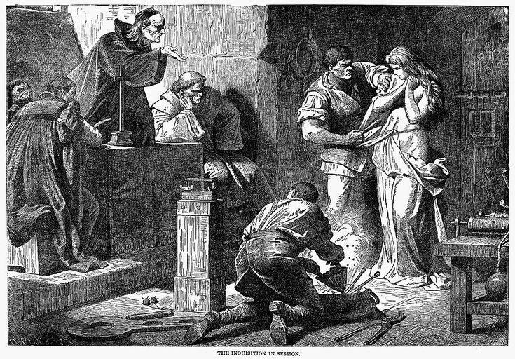 Best 25 Spanish Inquisition Ideas On Pinterest Monty