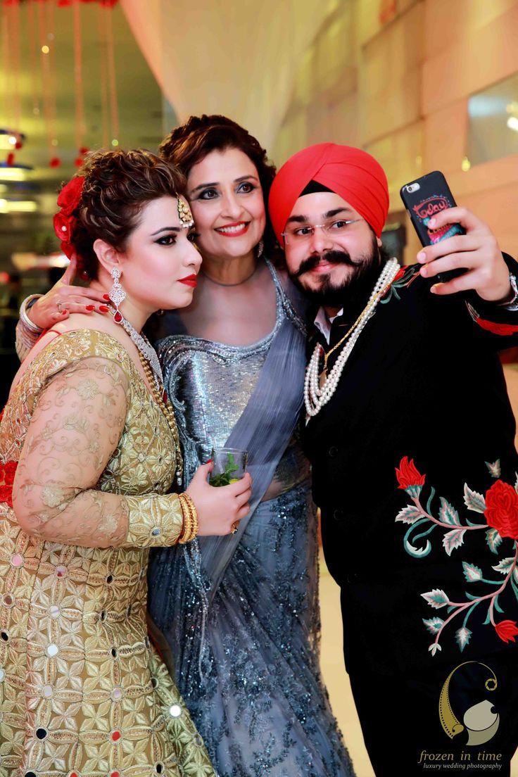#indiancouple #candid #frozenintime #ardaasceremony #happiness