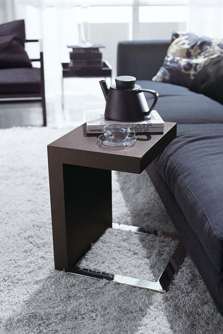 Las 25 mejores ideas sobre mesas laterales en pinterest for Mesa esquinera madera