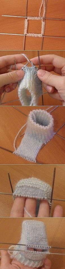 Классические пинетки - Вязанки.РУ - Все о вязании