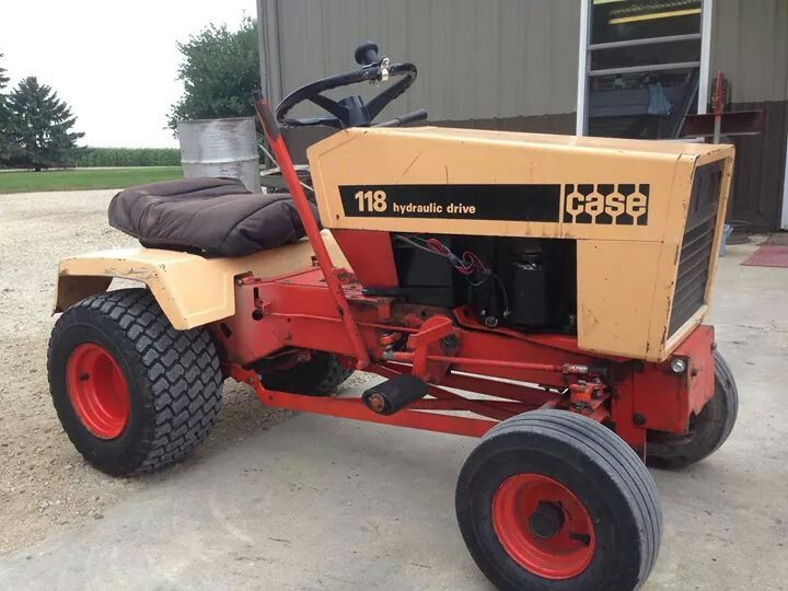 Old Case Garden Tractor Parts : Best tractor images on pinterest case tractors old