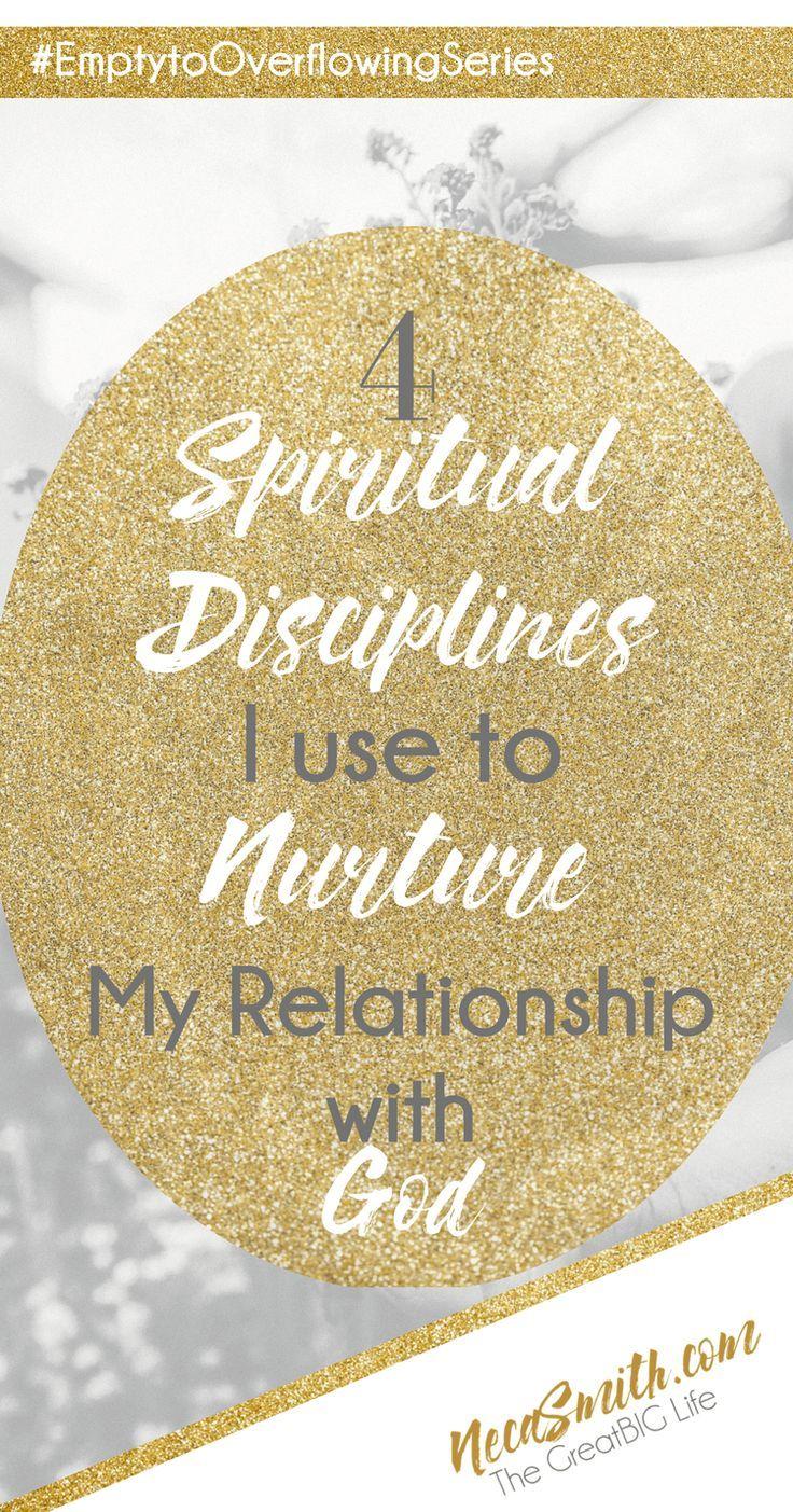 Spiritual Disciplines | necasmith.com
